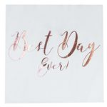 Servietter - Best Day Ever - 20 pak