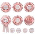 Team Bride - Broche/Badges kit