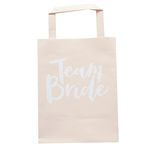Team Bride - Party Bags - Poser- 5 pak