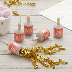 Party Poppers - YAY - 25 pak