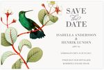 Save-the-date,<br>Paradise Love