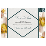 Save-the-date, Bélier Rose