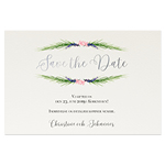 Save-the-date, Arc de Fleur